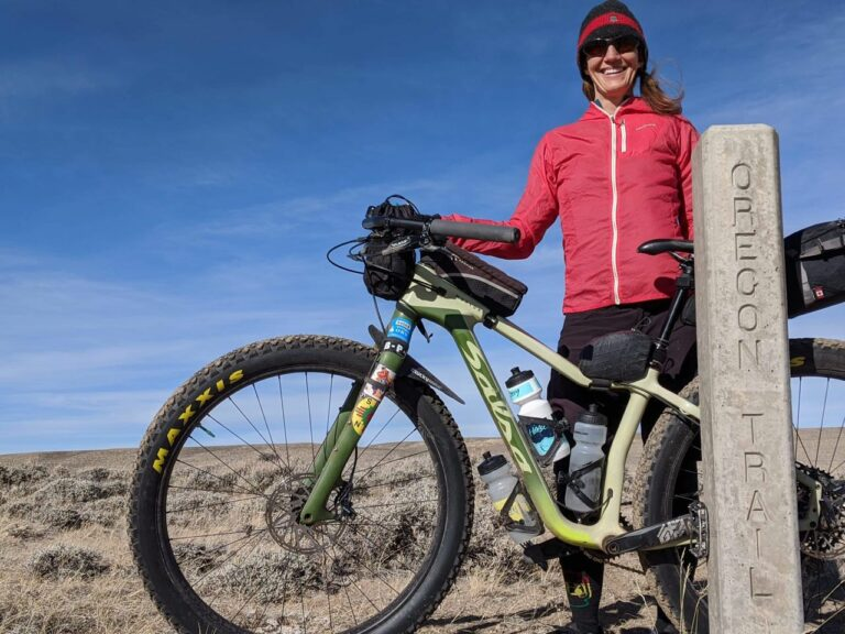 Mountain Biking the Pony Express Trail