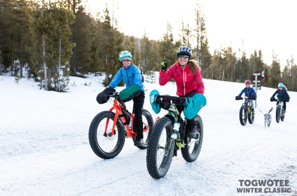 The Last Bike Race Before Covid – Togwotee Winter Classic