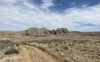 My First Solo Bikepack Trip ~ Mother's Day in the Honeycomb Buttes