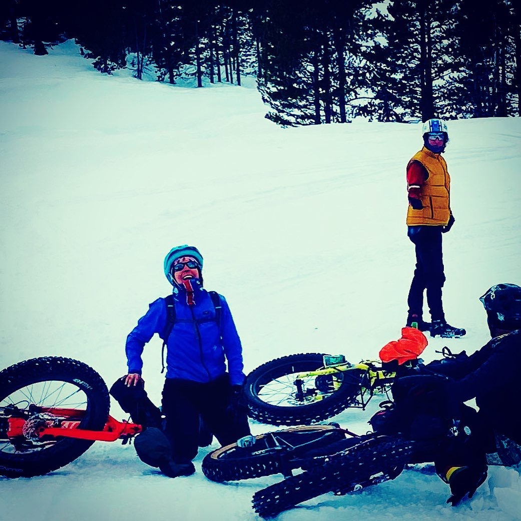 Togwotee Winter Classic Fat Bike Race Wyoming