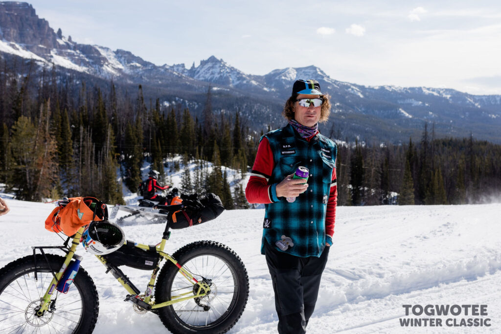 Togwotee Winter Classic Bike Race 2020 in Wyoming