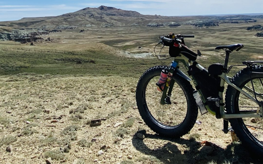 The Yin and Yang of Biking the Continental Divide