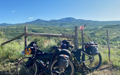 Bikepacking Peace on the Great Divide Mountain Bike Trail