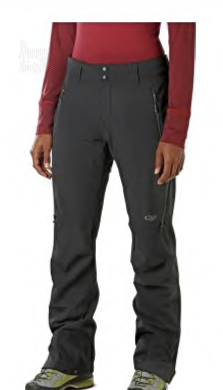 Women's winter pants Iceline versa