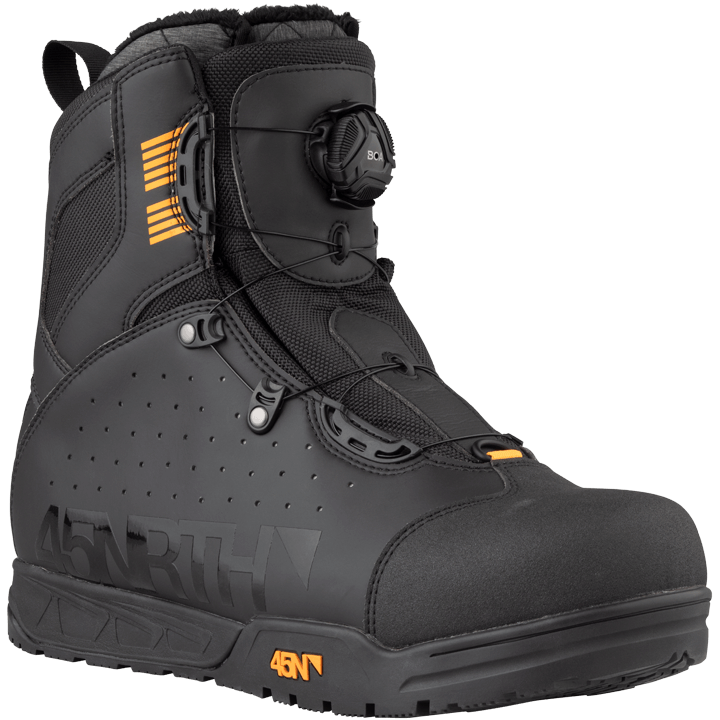 Wolvhammer winter cycling boot