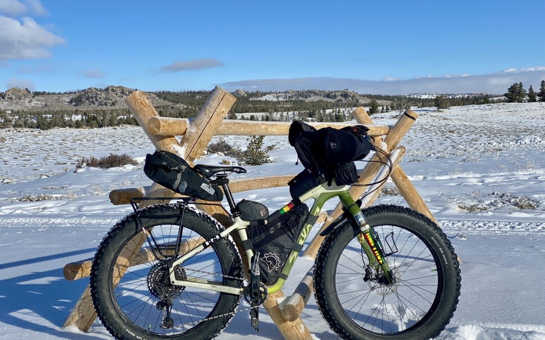6 Essential Bike Bags and What to Carry for Winter Fat Biking
