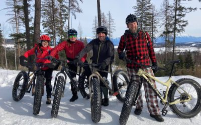 How to Organize a Fat Bike Poker Run