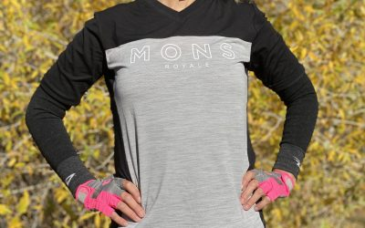 Two Minute Gear Review – Mons Royal Wool Women's Enduro VT Jersey